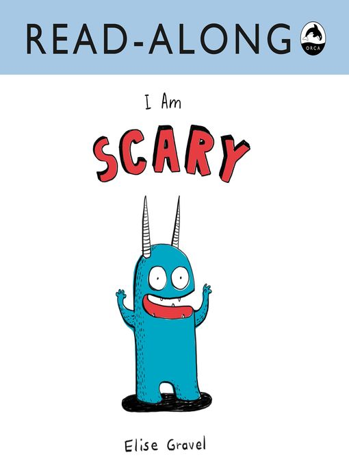 Cover of I Am Scary